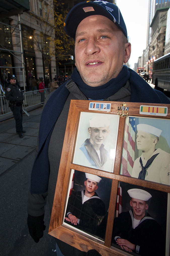 20181111©DAYVetsDay0434.jpg The 100th Anniversary of the WW1 Armistiice was commemorated by the Vets Day Parade rolling up 5th Avenue.