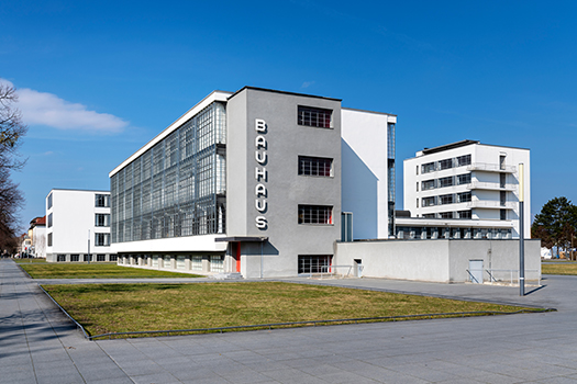 bauhaus art school - Cinematographer - Shutterstock