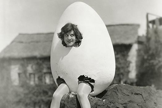 egg woman - everett collection - shutterstock