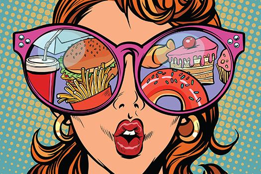food art - rogistok - shutterstock