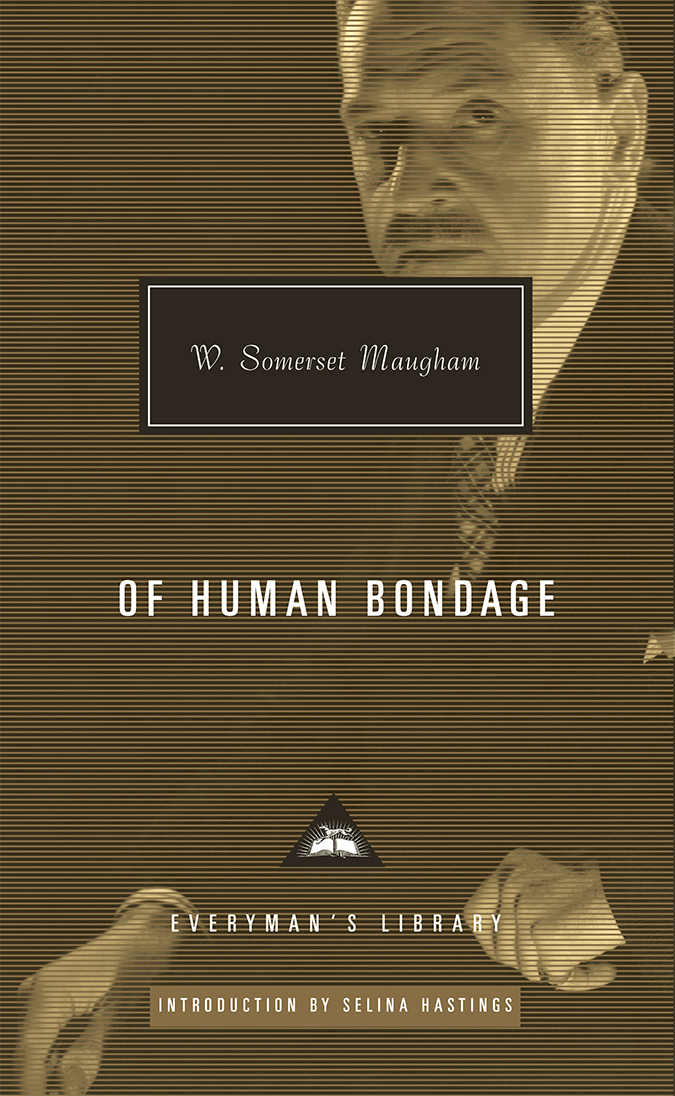 of human bondage - book cover - penguin random house