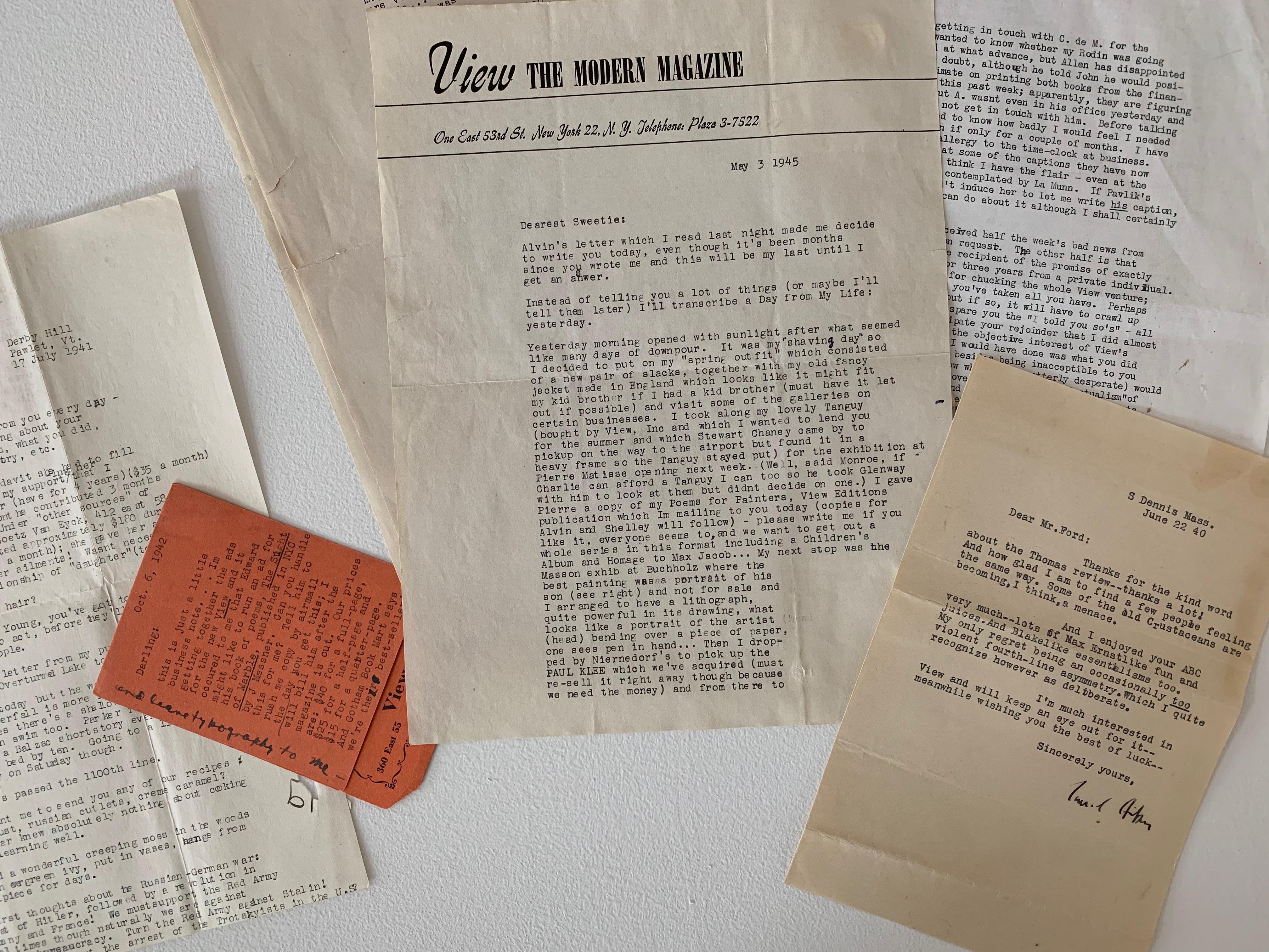 Charles Henri Ford_letters-1