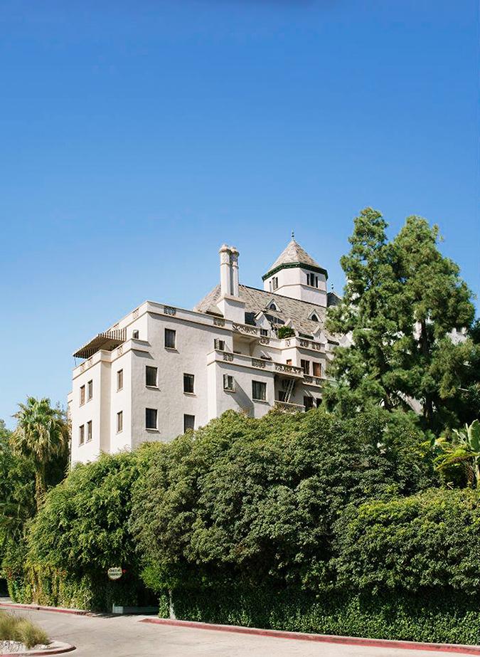 Chateau Marmont ©Chateau Marmont