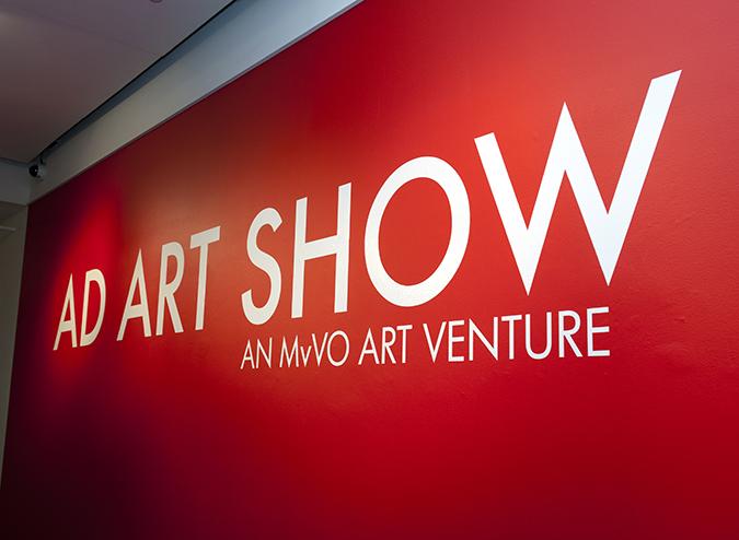 MvVO Ad Art Show ©Teresa Pyskaty