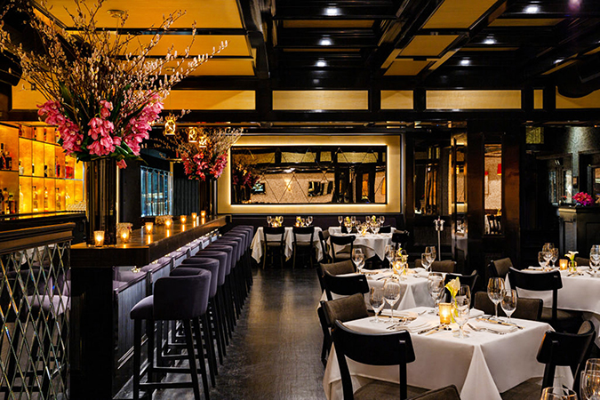 Bar & Dining Room - Philippe Chow NYC Downtown