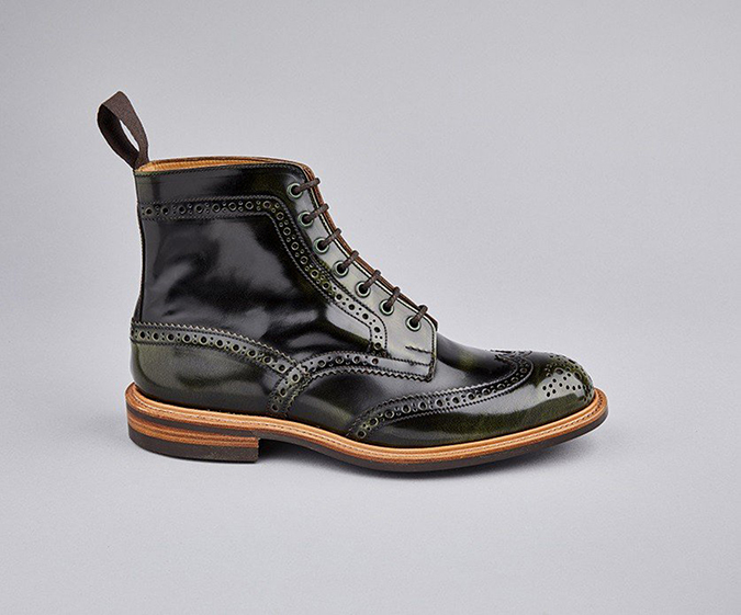 Stow Militaire Country Boot ©RE Tricker