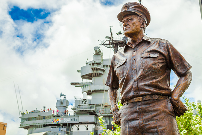 admiral chester nimitz - Benny Marty - shutterstock - embed