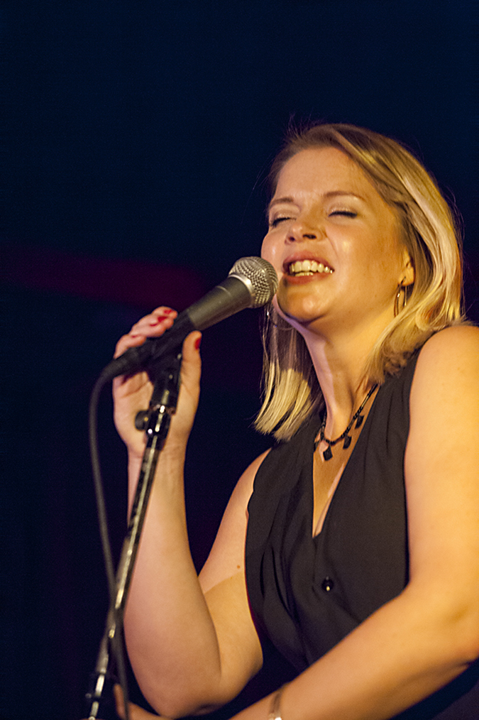 20190105©DayWinterJazzFest4081.jpg The 15th Anual Winter JazzFest played over a cold weekend from January 5th- January 12th. Bria Skonberg playing Saturday night at Zinc