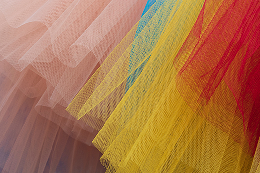 colorful tulle - il.Tor - shutterstock