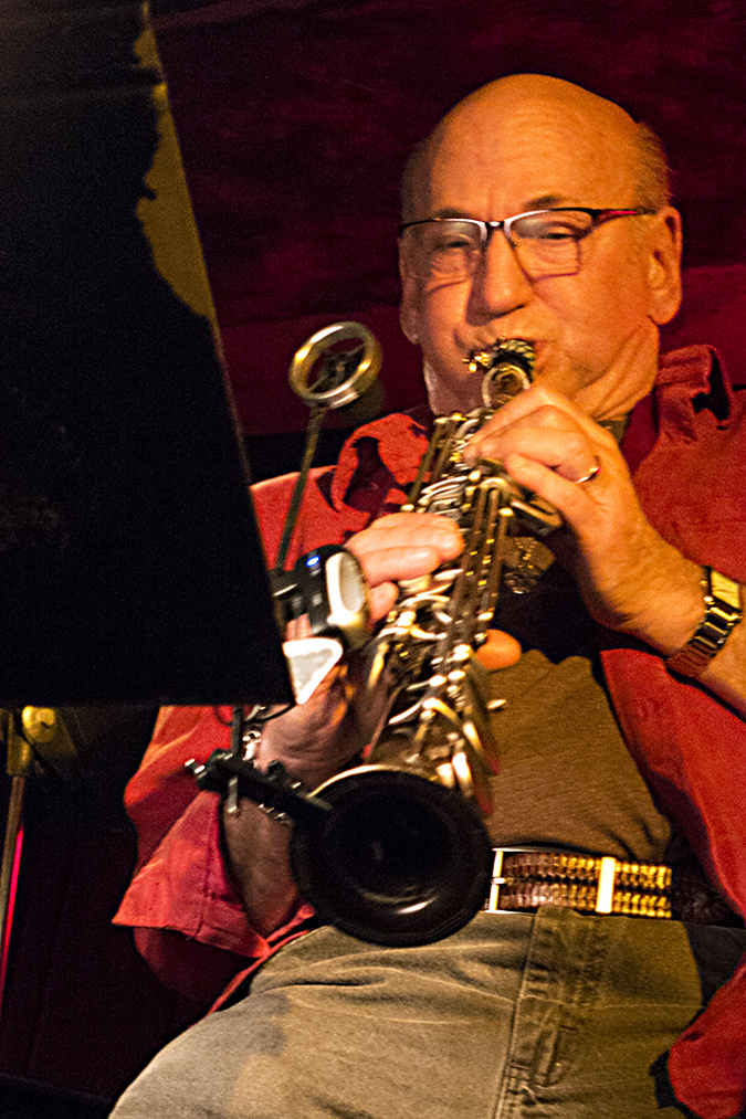 20190105©DayWinterJazzFest0721a.jpg The 15th Anual Winter JazzFest played over a cold weekend from January 5th- January 12th. Dave Liebman playing Saturday night at Zinc with Expansions: The Dave Leibman Group.