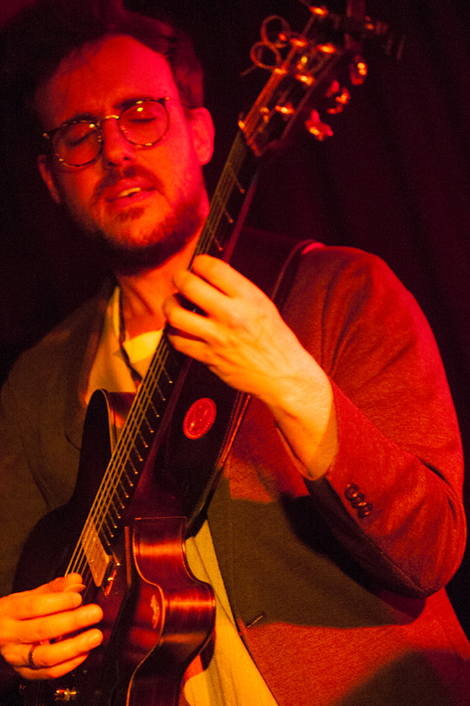 20190112©DayWinterJazzFest6249.jpg The 15th Anual Winter JazzFest played over a cold weekend from January 5th- January 12th. Gilad Hekselman playing Saturday night at Zinc with ZuperOctave.