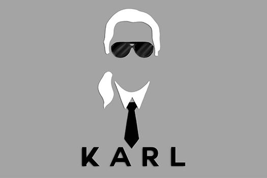 karl lagerfeld art - Giogiogio - Shutterstock