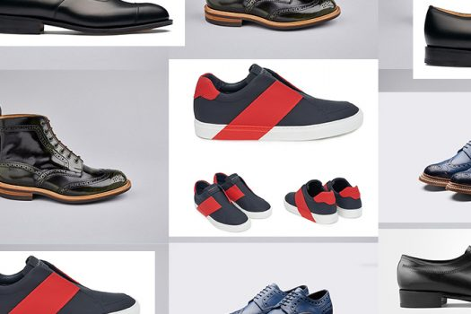 men's shoes features