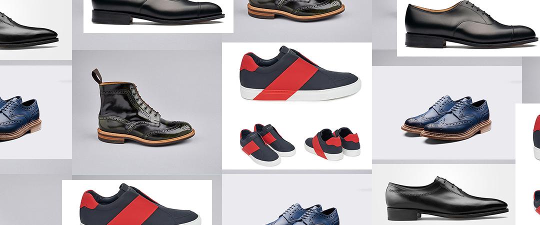 men's shoes features
