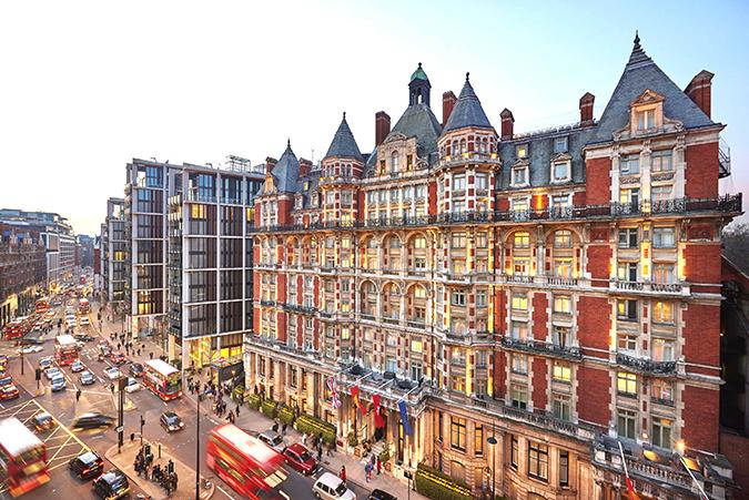 London Mandarin Oriental ©Mandarin Oriental