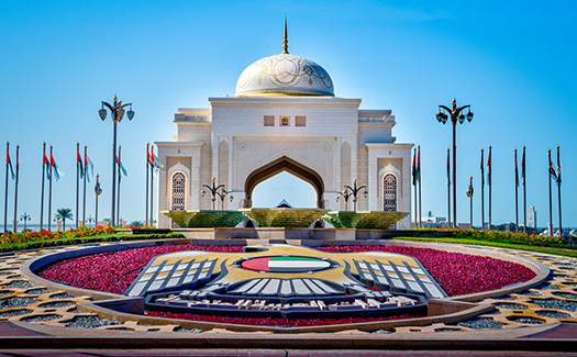 presidential palace - abu dhabi - Rex Wholster - shutterstock