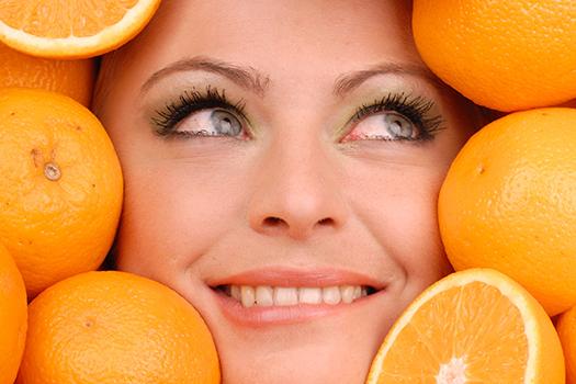 smile with oranges - Mochulskiy Stanislav - shutterstock