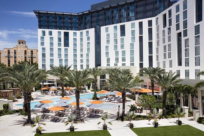 Hilton West Palm Beach ©Hilton