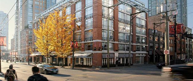 Opus Hotel, Vancouver ©Opus Hotels