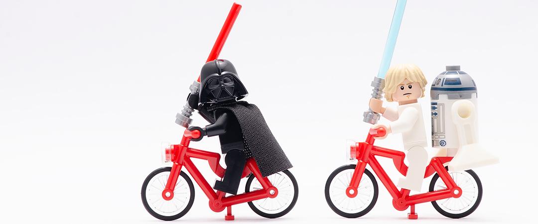 star wars - bicycles - zaidi razak - shutterstock