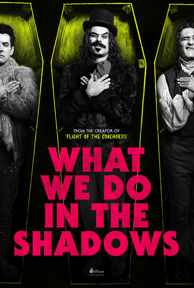 what we do in the shadows movie poster - the orchard - embed