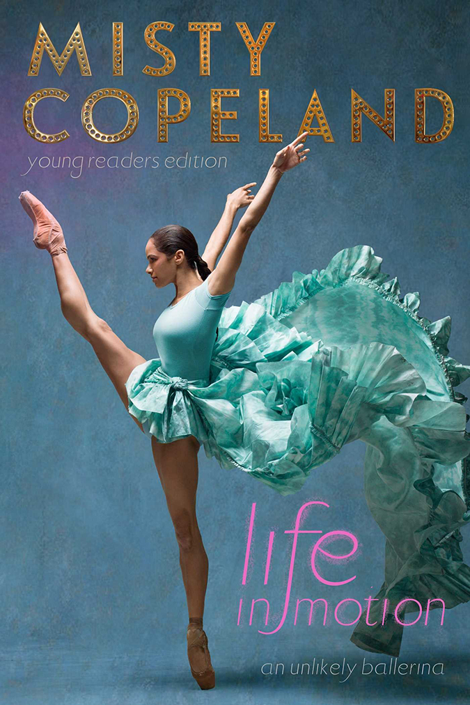 Life in Motion- An Unlikely Ballerina Young Readers Edition - Aladdin