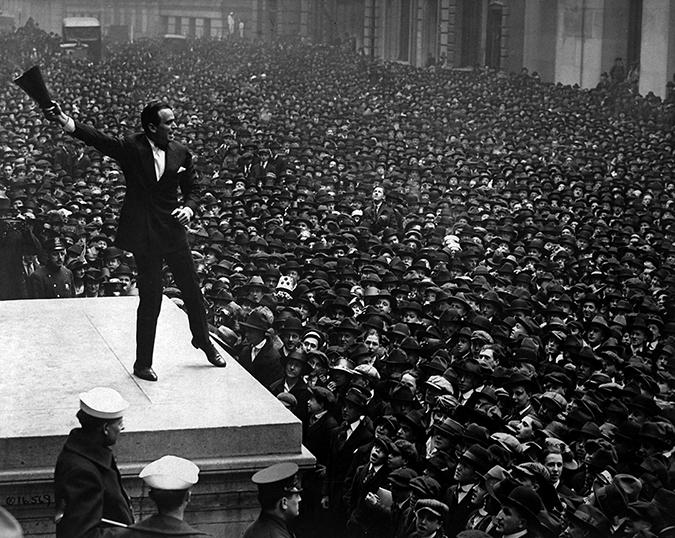 douglas fairbanks - 1918 - Everett Historical - Shutterstock - embed