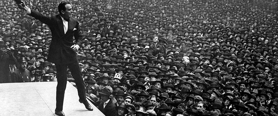 douglas fairbanks - 1918 - everett historical - shutterstock - feature c