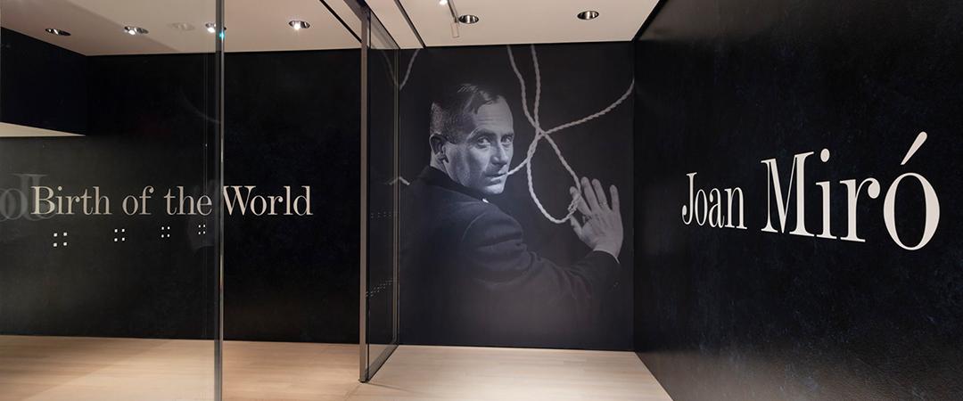 Miró at MoMA - NewsWhistle