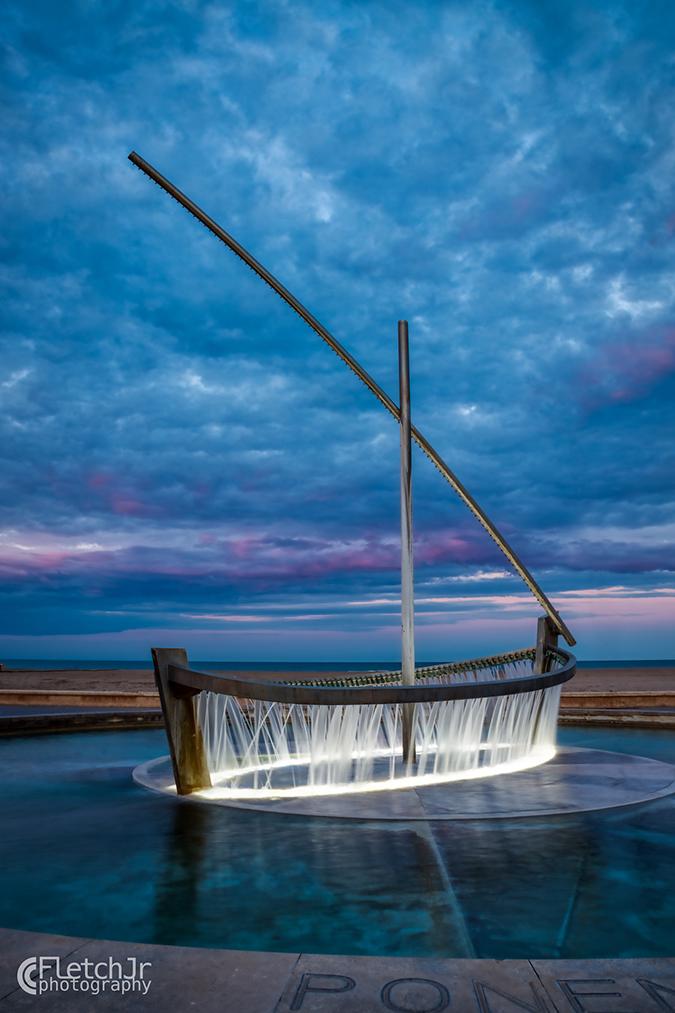 John Fletcher - Fountain WM-8730