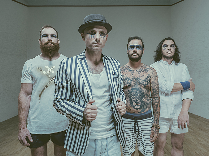 The Parlotones by Andre Badenhorst MED RES 1
