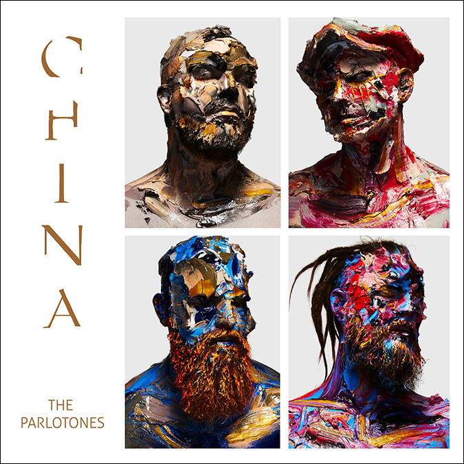 the parlotones - album cover art - china
