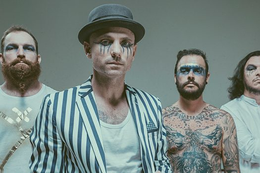 the parlotones - photo by andre badenhorst