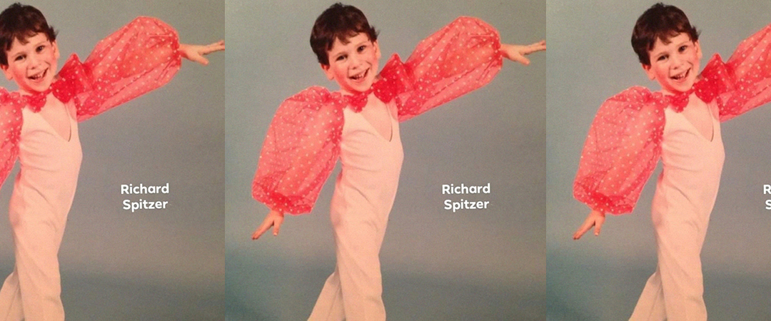 richard spitzer album cover - feature