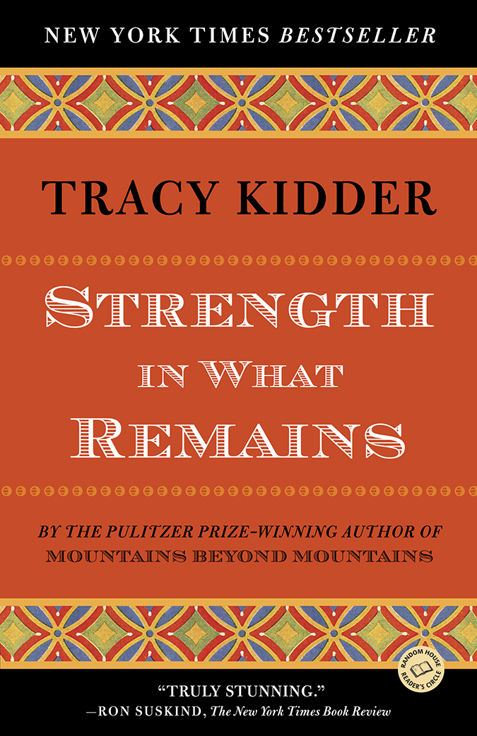 strength in what remians - book cover - penguin random house