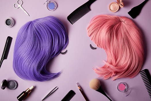 wigs - LightField Studios - Shutterstock