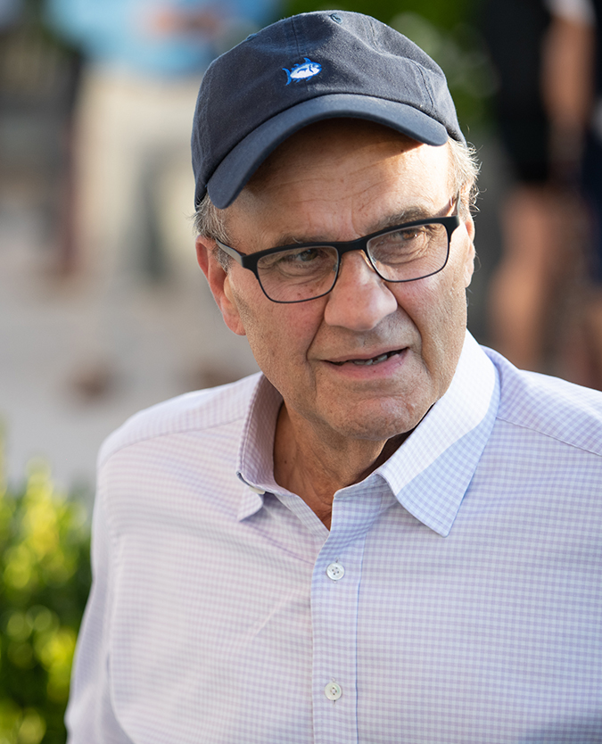 03Sep2019USOpen_1182 - Joe Torre - photo by Neil Bainton