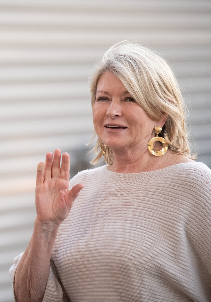 03Sep2019USOpen_2038 - Martha Stewart - photo by Neil Bainton