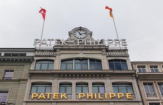 Patek Phillipe - Bascar - Shutterstock