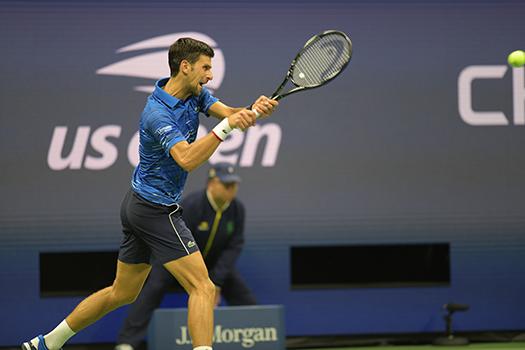USOpen28Aug2019BatchTwoD850_0272 - Novak Djokovic - Photo by Neil Bainton