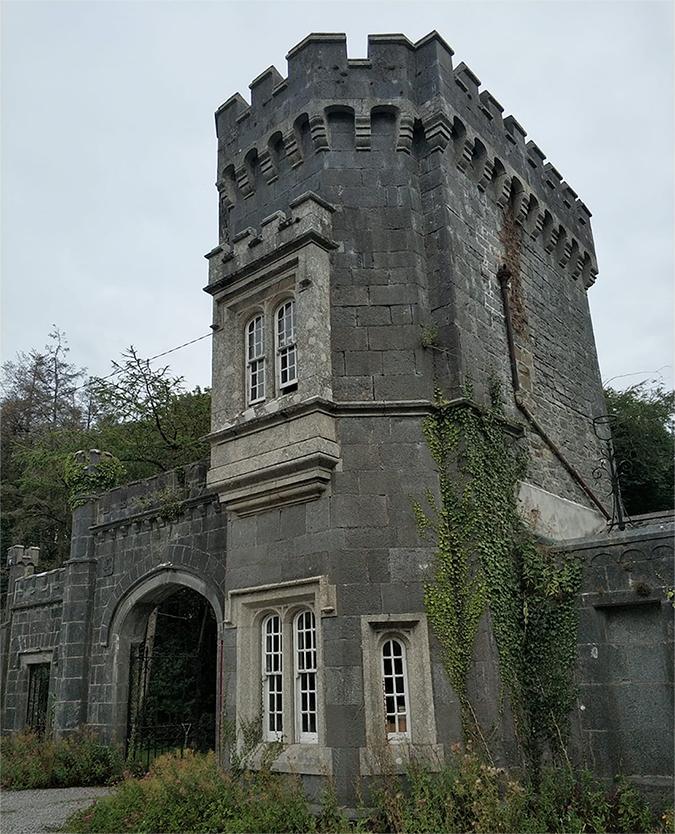 carlow ireland - Shankill Castle - Alice Lonfat-Chu