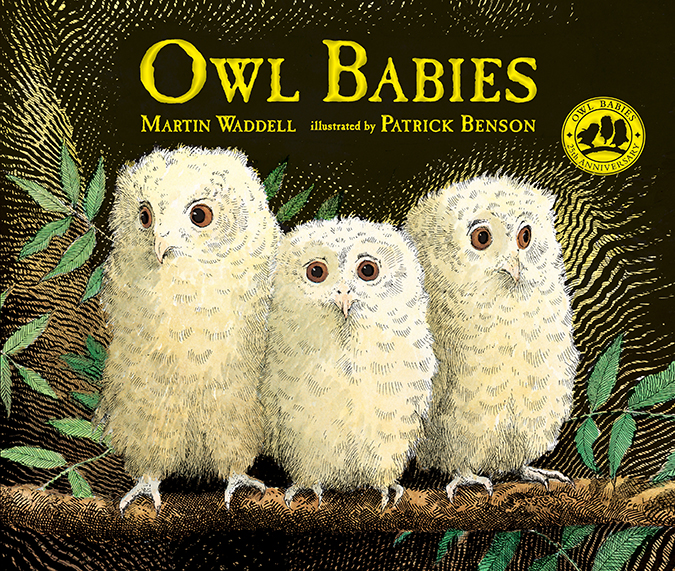 owl babies - book cover - penguin random house