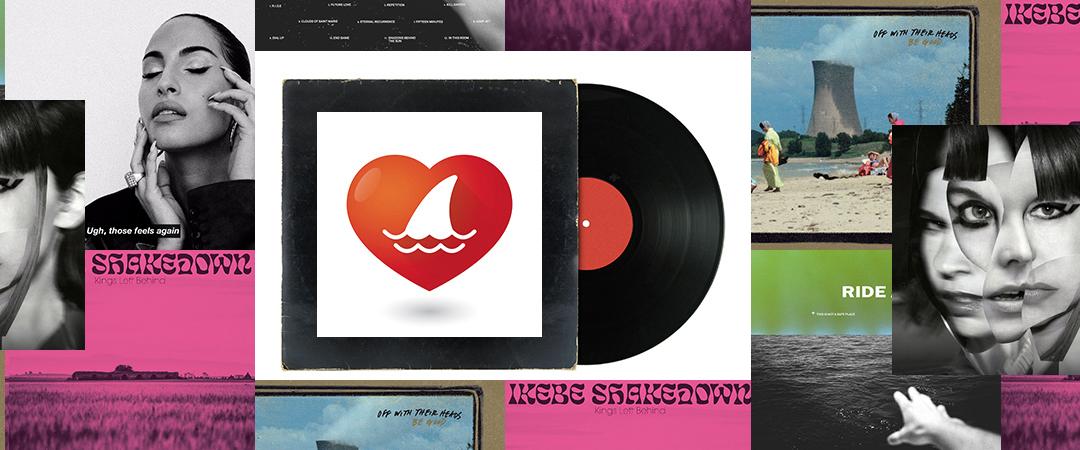shark sandwich 101 - album reviews - feature