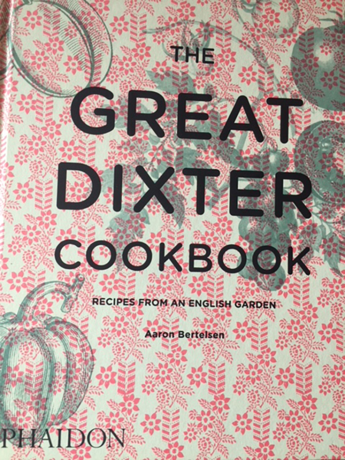 the great dixter cookbook cover