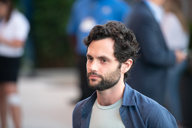 03Sep2019USOpen_1809 - penn badgley - day 9 - photo by neil bainton