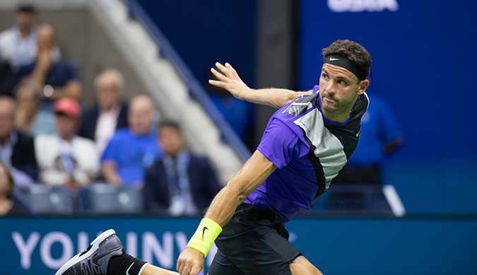 03Sep2019USOpen_3519 (1) - grigor dmitrov - day 9 - photo by neil bainton