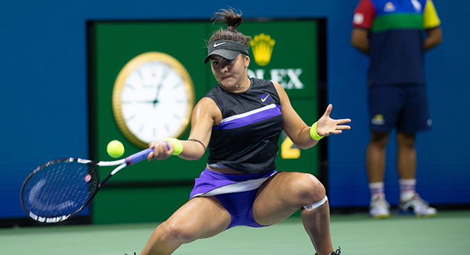 05Sep2019USOpen_1590 - bianca andreescu - day 11 - photo by neil bainton