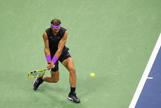 06Sep2019USOpen_1026 - Rafa Nadal - Mens Semifinals - Photo by Neil Bainton