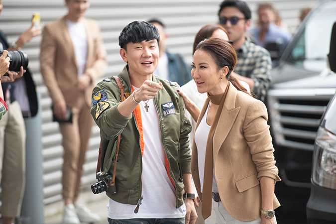 08Sep2019USOpen_1378 - jj lin and coco lee - photo by neil bainton