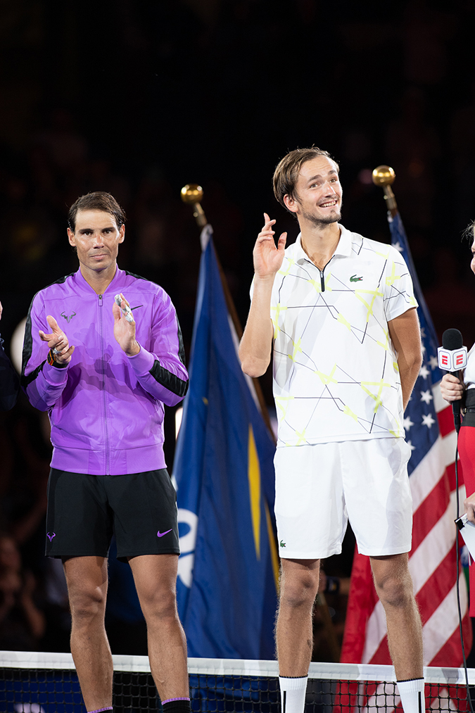 08Sep2019USOpen_3849 - rafael nadal and daniil medvedev - day 14 - photo by neil bainton